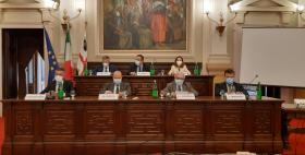 Cerimonia esame finale Prevenzione incendi_Gestione energetica e sicurezza_Con Fabio Dattilo
