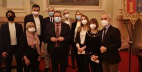 Premio Dottor Gianni Salvatore 2020_la proclamazione in aula magna Uniss