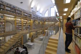 Biblioteca dell'Ateneo di Sassari