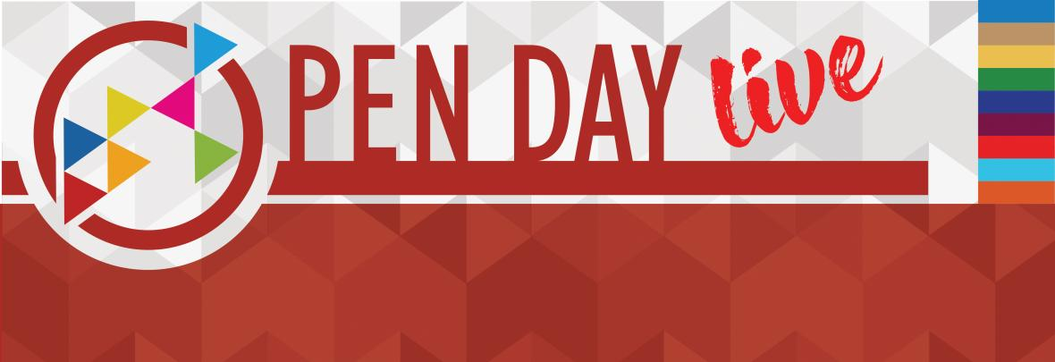 foto banner open day live