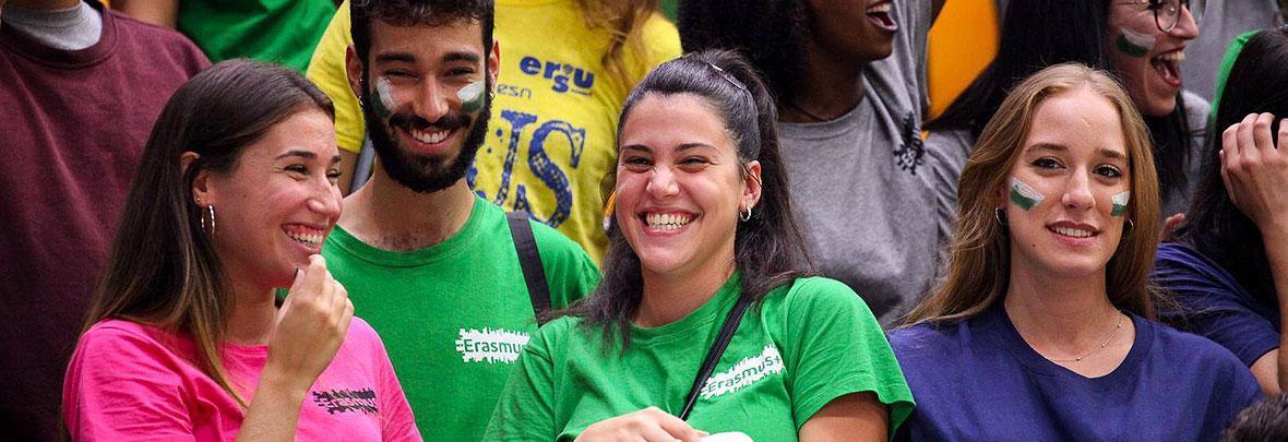 Studenti Erasmus Uniss